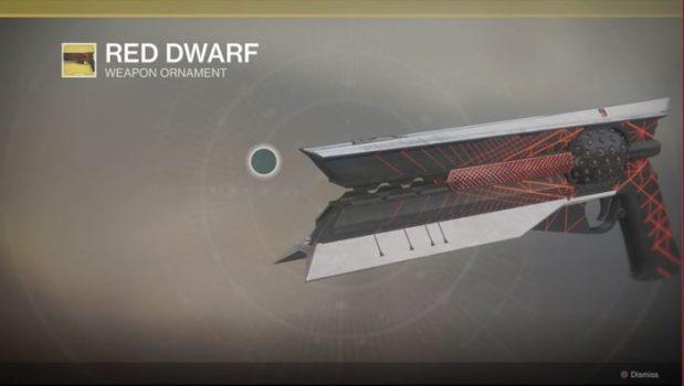 Sunshot - Red Dwarf