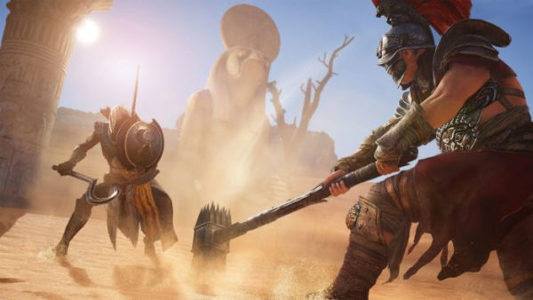 Things To Do After You Beat Assassin's Creed Origins