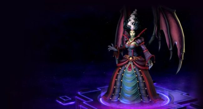 Heroes of the Storm - Countess Kerrigan