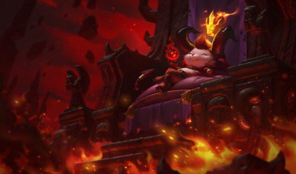 League of Legends - Little Devil Teemo