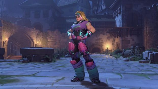 Totally 80's Zarya (Legendary)