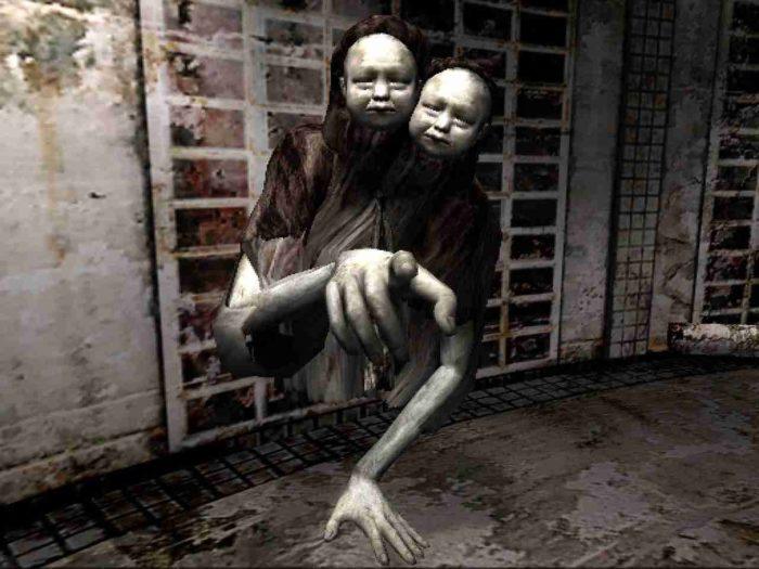 Twin Victim, Silent Hill 4