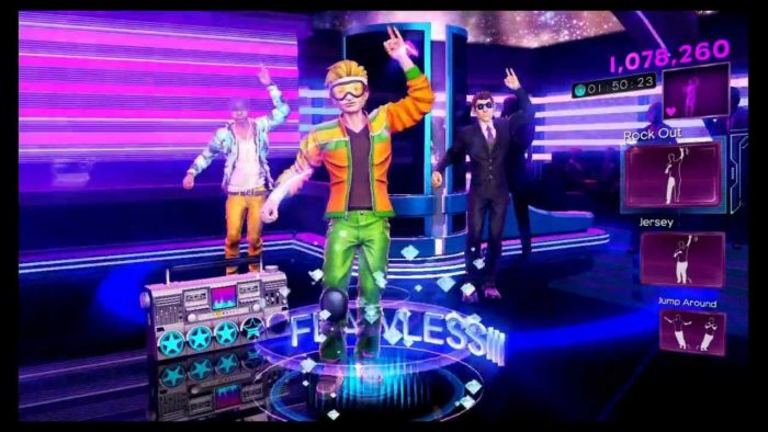 Dance Central 3, kinect, xbox 360