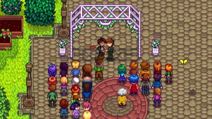 Stardew Valley, animal crossing