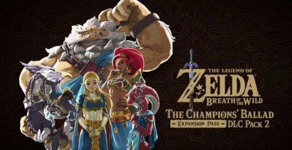 zelda breath of the wild champions ballad dlc still coming in 2017