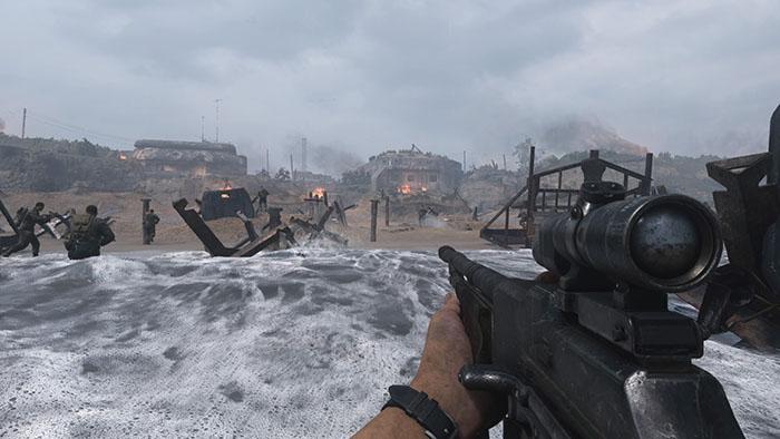 CoD WW2 WAR