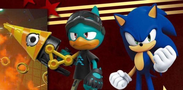 Sonic Forces Avatar