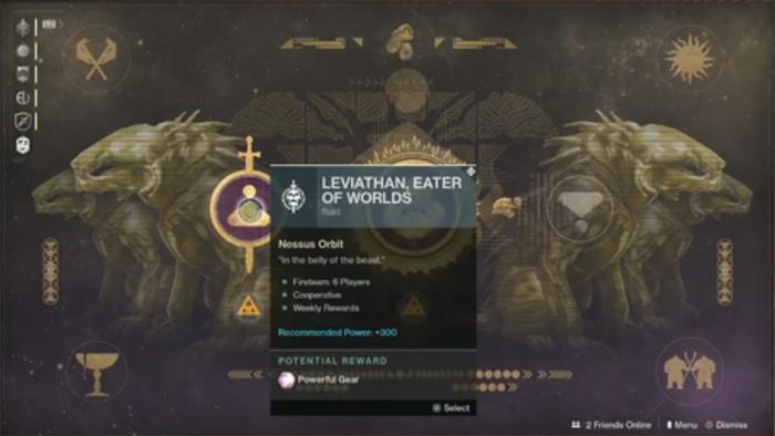 Destiny2 Raid Lair