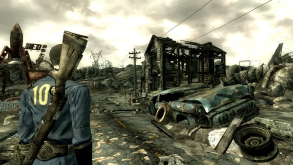 Fallout 3, best open world games, open world, all time