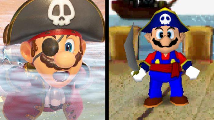 mario odyssey pirate