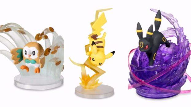 Pokemon Gallery Figures