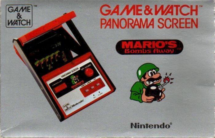 Mario's Bombs Away