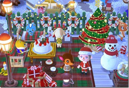 Animal Crossing Holidays