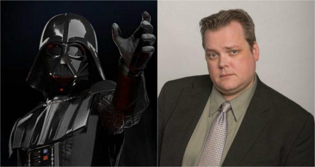 Darth Vader - Matt Sloan