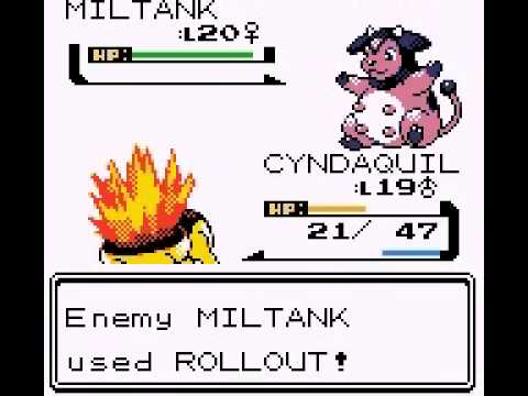 Pokemon Whitney