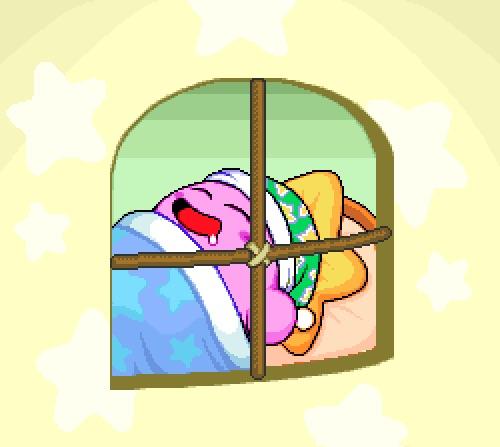Kirby Milky Way Wishes