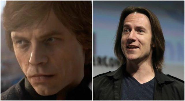 Luke Skywalker/ Kylo Ren - Matthew Mercer