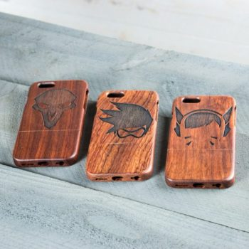 Wood Phone Cases