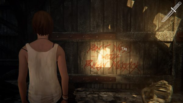 optional graffiti, life is strange, before the storm, episode 3