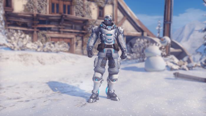 overwatch solider 76 winter