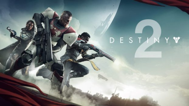 Destiny 2 Key Art