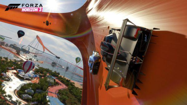 forza horizon 3 hot wheels xbox one background