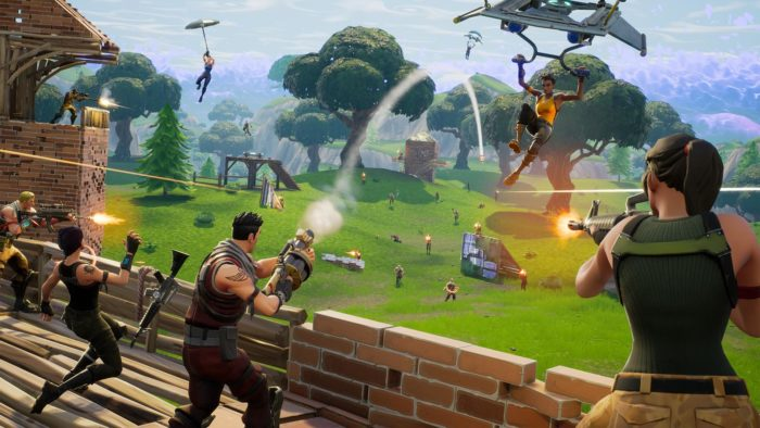 Fortnite Best Game Mode Complete Warfare Comes To Fortnite Battle Royale In Limited Time 50v50 Game Mode