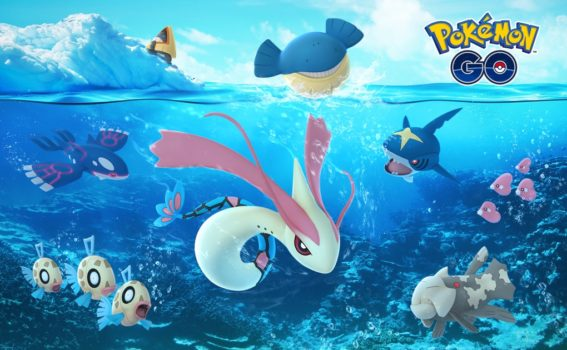 Pokemon GO's Holiday Event Adds New Pokemon, Festive Pikachu