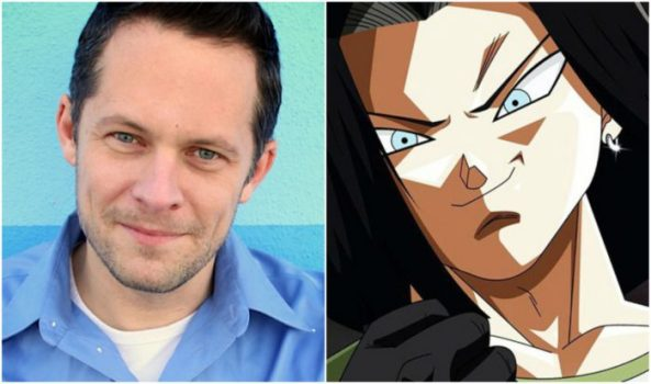 Chuck Huber- Android 17