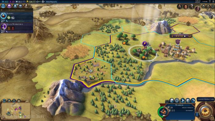 Civilization VI, Civ 6