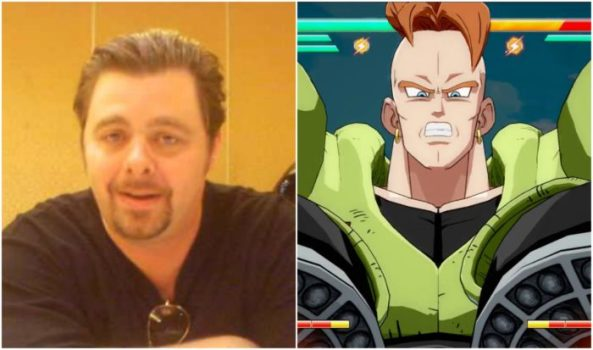 Jeremy Inman - Android 16