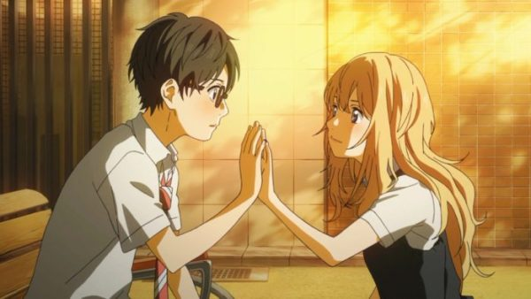 Your Lie in April, Best Romance Anime