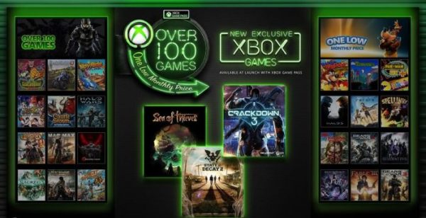 Xbox Game Pass Expands