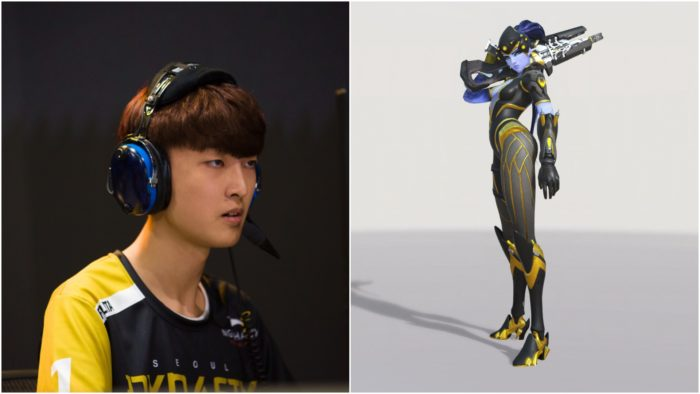 fleta, widowmaker, overwatch, owl, overwatch league