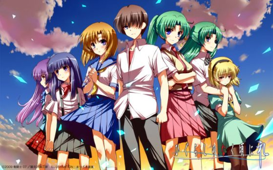Higurashi (When They Cry)