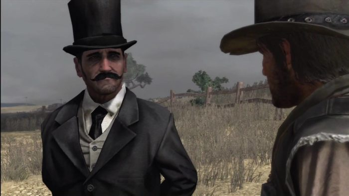 Red Dead Redemption Strange Man