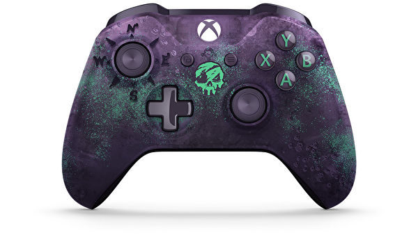 sea of thieves, xbox one, controller