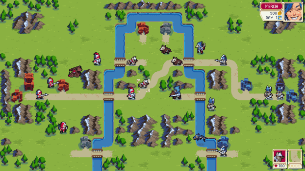 Wargroove (PS4, Xbox One, Switch, PC) - Q1 2019
