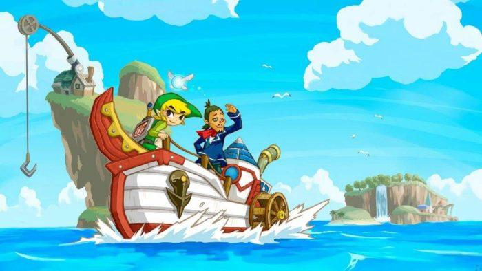The Legend of Zelda: The Phantom Hourglass, S.S. Linebeck