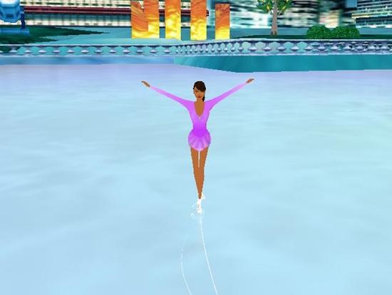 Barbie Sparkling Ice Show