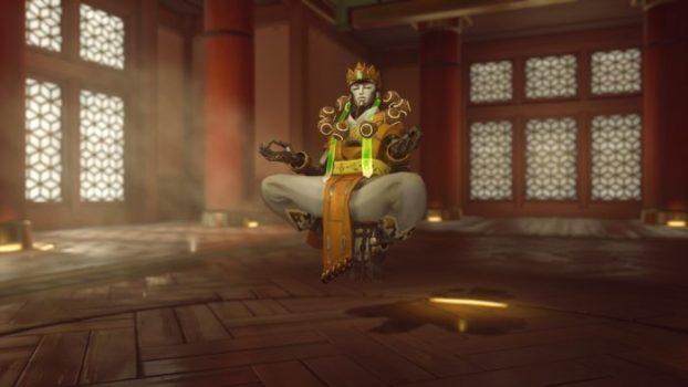 #3: Sanzang Zenyatta