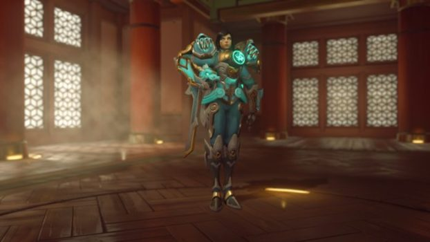 #13: Qinglong Pharah