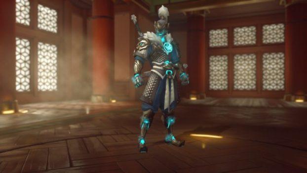#4: Baihu Genji