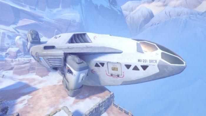 Overwatch, MV-261 Orca