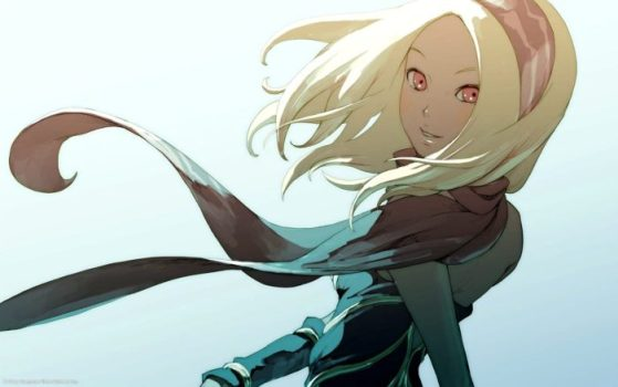 Kat (Gravity Rush Series)