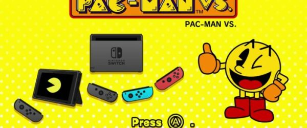 pac man vs, switch, namco museum
