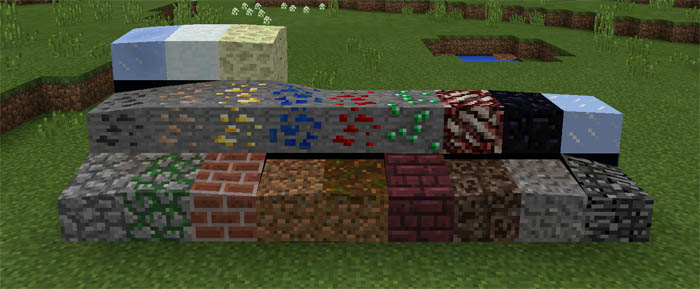 minecraft pe, mods