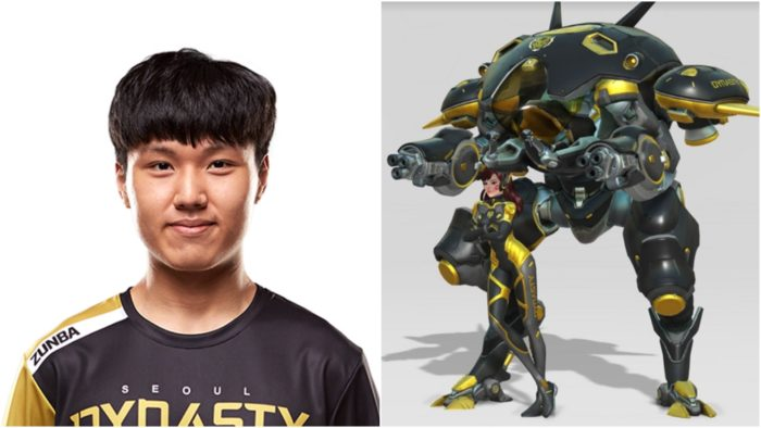zunba, d.va, overwatch league, overwatch
