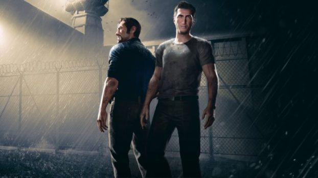 A Way Out ) PlayStation 4, Xbox One, PC)