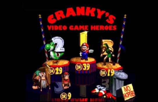 Donkey Kong Country 2: Diddy's Kong Quest – No Hopers
